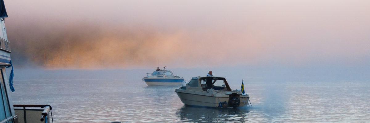 Skogsviks Båtklubb i Danderyd, Edsviken